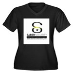 Logo Front Plus Size T-Shirt