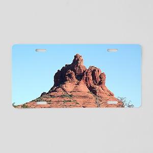 Bell Rock, Sedona, Arizona, Aluminum License Plate