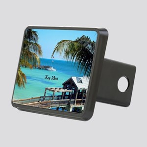 Key West, Florida - Paradi Rectangular Hitch Cover