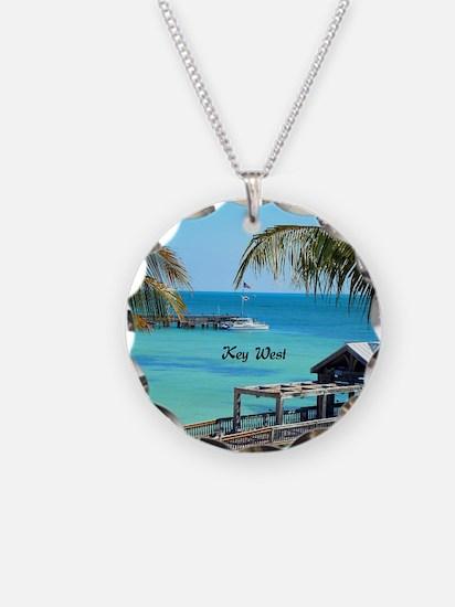 Key West, Florida - Paradise Necklace