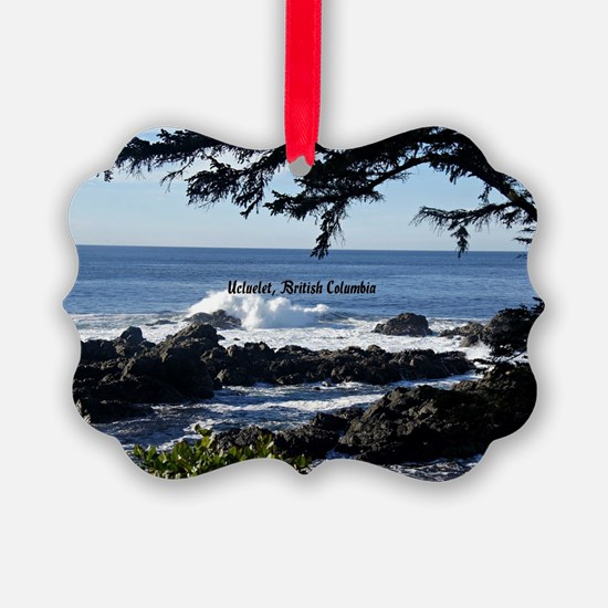 Ucluelet, British Columbia, Canad Ornament