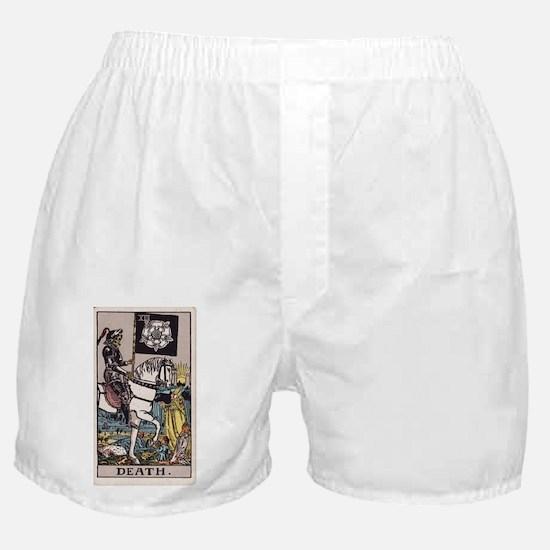 """""""Death"""" Boxer Shorts"""
