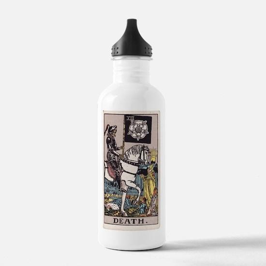 """""""Death"""" Water Bottle"""