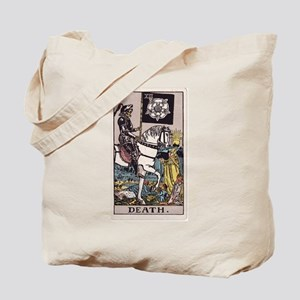 """Death"" Tote Bag"