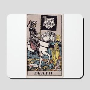"""Death"" Mousepad"