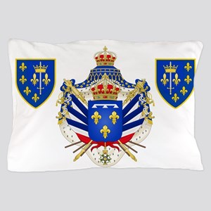 Extravagant Coat of Arms Pillow Case