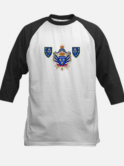 Extravagant Coat of Arms Baseball Jersey