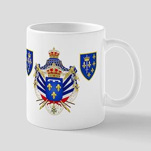 Extravagant Coat of Arms Mugs
