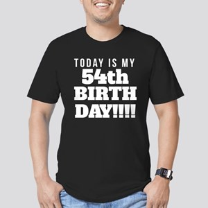 Today Is My 54th Birthday T-Shirt