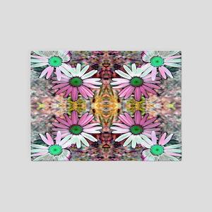 Organized Daisy Dream 5'x7'Area Rug