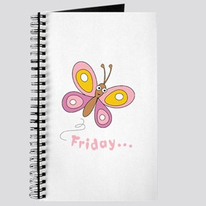 Butterfly Friday Journal