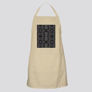 abstract pattern grunge industrial Apron