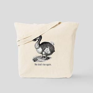 Dodo Bird - we will rise again Tote Bag