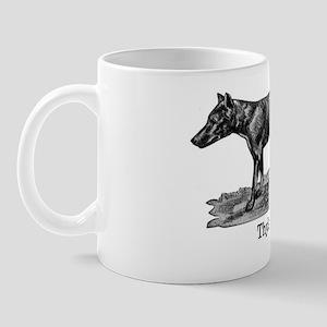 Thylacine 2 Mug