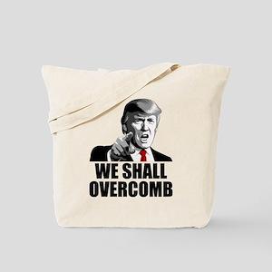 We Shall Overcomb Tote Bag