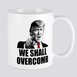 We Shall Overcomb Mugs