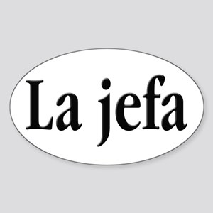 La jefa Sticker