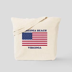 Virginia Beach Virginia Tote Bag