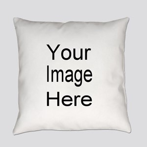 Add your own picture Everyday Pillow