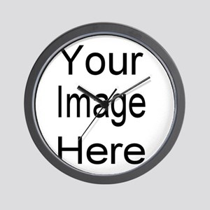 Add your own picture Wall Clock