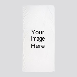 Add your own picture Beach Towel