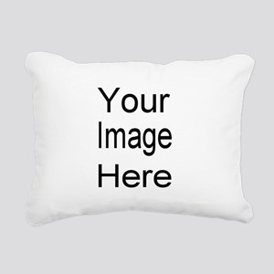 Add your own picture Rectangular Canvas Pillow