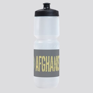 U.S. Army: Afghanistan Sports Bottle