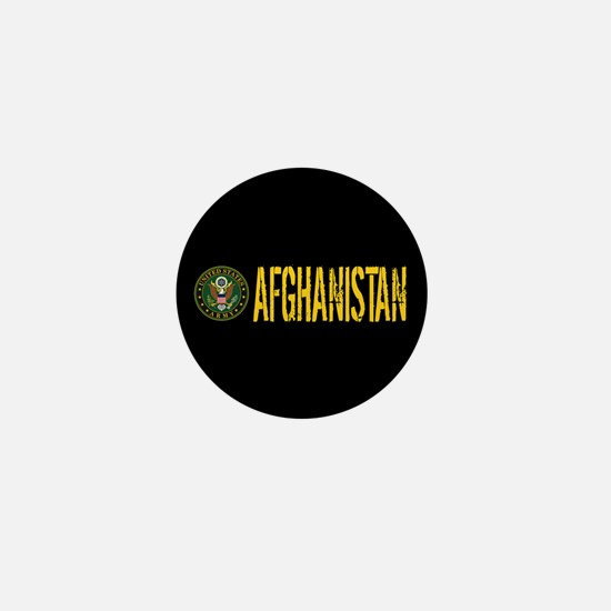 U.S. Army: Afghanistan Mini Button
