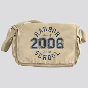 Harbor Class Of 2006 The OC Messenger Bag