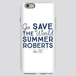 Go Save The World Summer Roberts The OC iPhone 6 S
