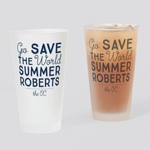 Go Save The World Summer Roberts The OC Drinking G