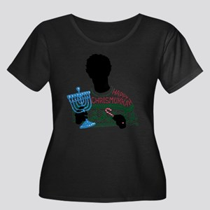Happy Chrismukkah The OC Plus Size T-Shirt