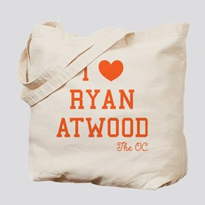 I Love Ryan Atwood The OC Tote Bag