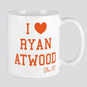 I Love Ryan Atwood The OC Mugs