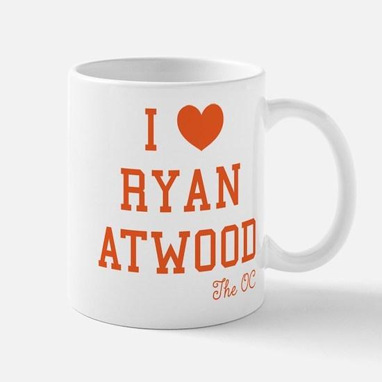 I Love Ryan Atwood The OC Mugs