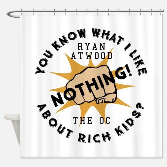 Ryan Rich Kids The OC Shower Curtain