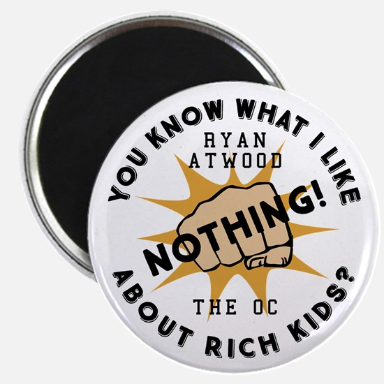 Ryan Rich Kids The OC Magnets