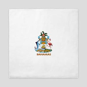 Coat of Arms BAHAMAS Queen Duvet