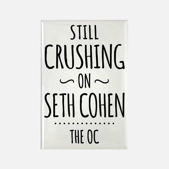 Still Crushing On Seth Cohen The OC Magnets