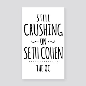 Still Crushing On Seth Cohen The OC Rectangle Car