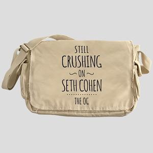 Still Crushing On Seth Cohen The OC Messenger Bag