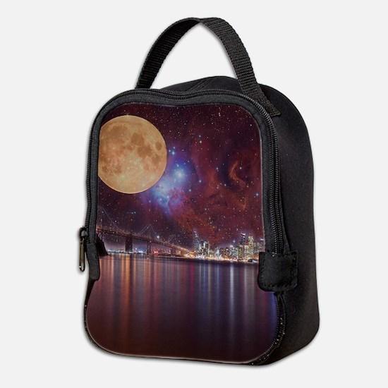 Strange Skys Neoprene Lunch Bag