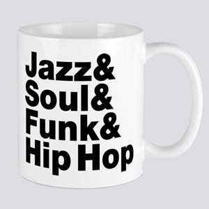 Jazz & Soul & Funk & Hip Hop Mugs