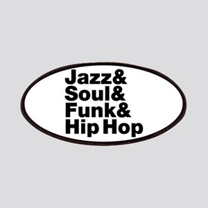 Jazz & Soul & Funk & Hip Hop Patch
