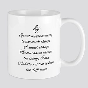 Serenity Prayer Mugs