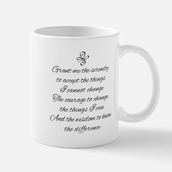 joyous unique coffee mug. Serenity Prayer Mugs Alcoholics Anonymous  CafePress