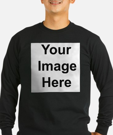 Mens Apparel Front Picture Long Sleeve T-Shirt