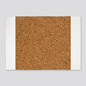Cool Chic Cork Stanley's Fave 5'x7'Area Rug