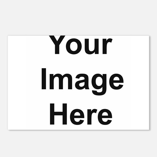 Add your own Picture Postcards (Package of 8)