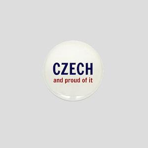 Czech Mini Button